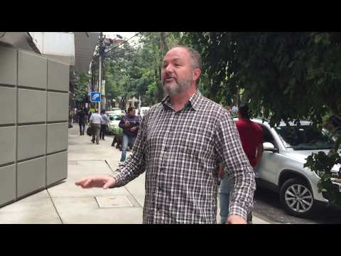 Mexico City resident describes what the earthquake felt like