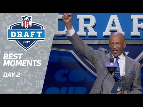 Best Moments of Rounds 2 & 3 | 2017 NFL Draft