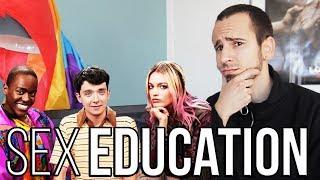 Qué NO me ha gustado de SEX EDUCATION | Tigrillo