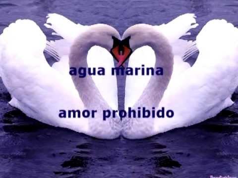 agua marina   amor prohibido