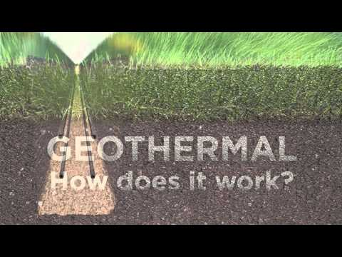 Arronco - Geothermal heating basics