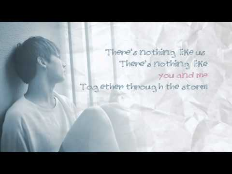 BTS JungKook (정국) – Nothing Like Us (Cover) lyrics