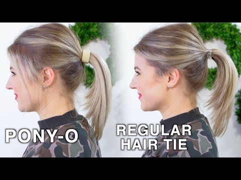 PONY-O Revolutionary Hair Accessories | Milabu