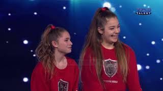 """""""Tërmet"""" në Top Talent 3 nga grupi i vajzave nga Durrësi"""