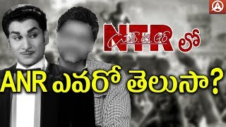 Hero Sumanth To Play ANR Role in NTR Biopic..