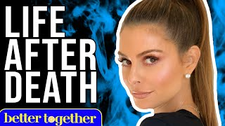 How To Stay Connected With A Loved One Who Has Passed I Maria Menounos