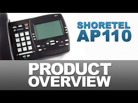 ShoreTel AP110 Product Overview