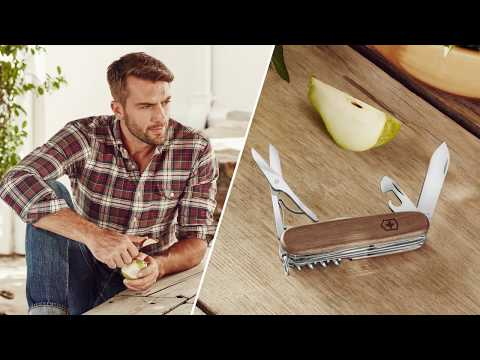 Victorinox Spartan Swiss Army Knife (Wood) (Limited Stock)