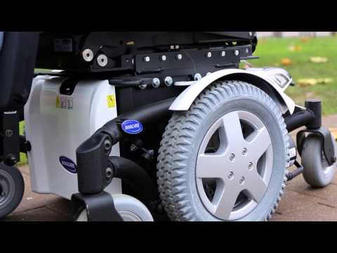 Invacare TDX SP2 Narrow Base Powerchair