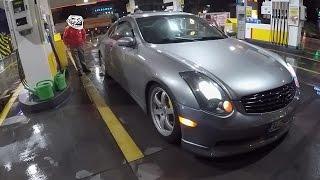 Infiniti G35 Coupe ile Gezerken Göğsüm Açıldı | günLük kafası .#1