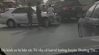 Nổ Súng Vây Bắt Tội Phạm Buôn Ma Túy ở BaLa- Hà Đông