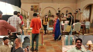 Chandragupta maurya live shooting | Umargaon studio gujrat | - Filmi