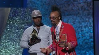 Fantastic Negrito Wins Best Contemporary Blues Album   2019 GRAMMYs Acceptance Speech