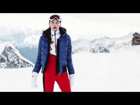 Goldbergh Kohana Bomber Womens Ski Jacket in Blue