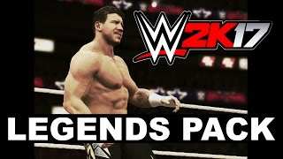 WWE 2K17 unleashes the Legends