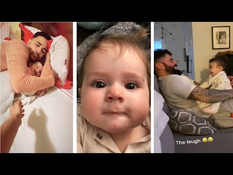 Adorable daddy baby #18 - Funniest videos #shorts