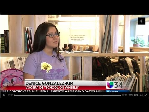 SOW Featured on Univision