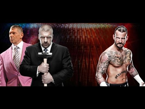 Courtroom Clash - WWE's Lawsuit Against CM Punk Breach Of Contract - SeanzViewEnt  - LstXcJksV7U -