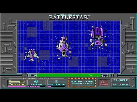 BattleStar (Softdisk Publishing) (MS-DOS) [1992]