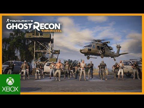 TomClancy'sGhostReconWildlands:SpecialOperation4Trailer|Ubisoft[NA]