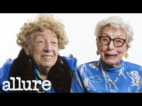 100-Year-Olds Give Style Advice | Allure