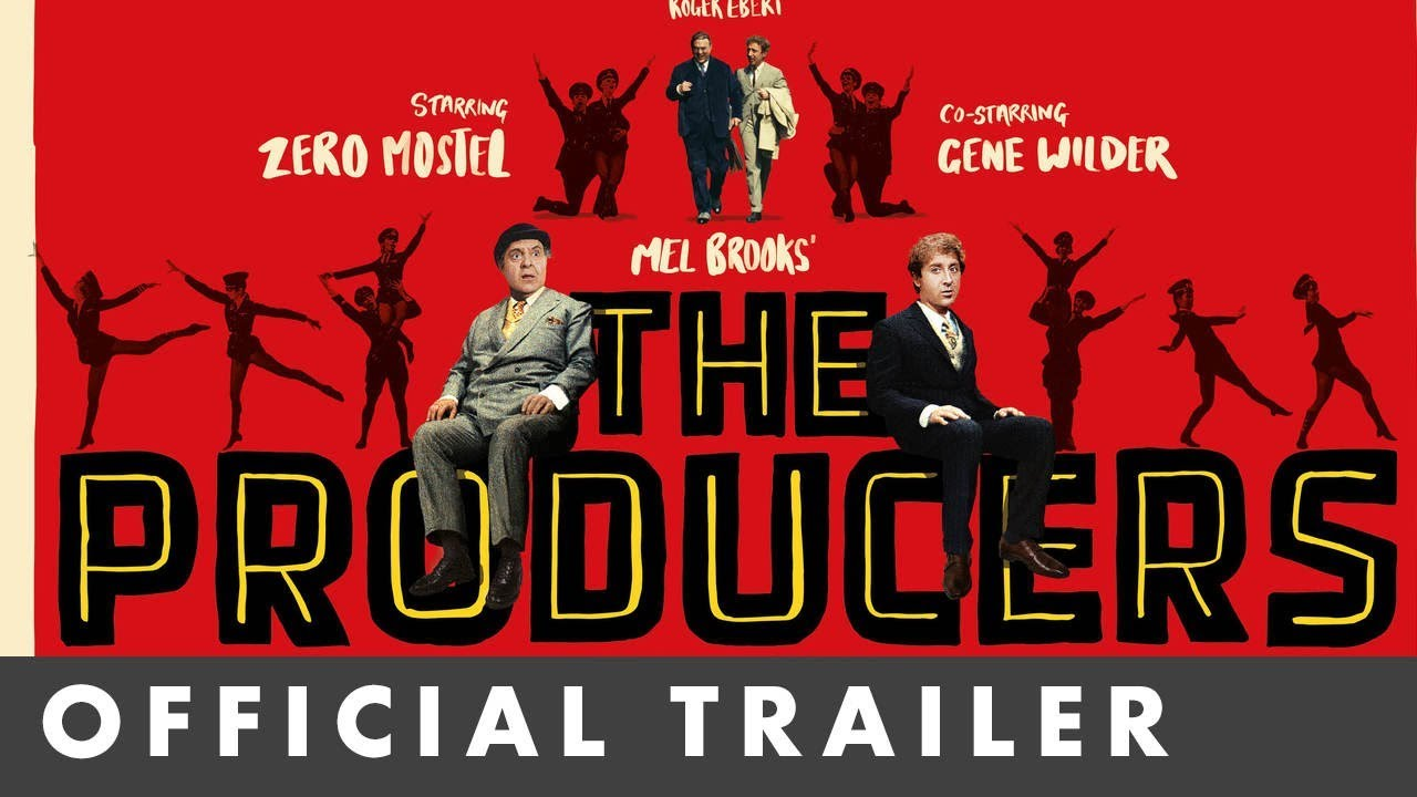 Trailer de The Producers