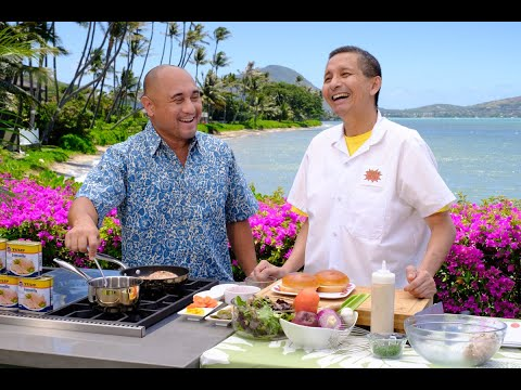 Cooking Hawaiian Style episode 703 Chef Ernesto Limcaco