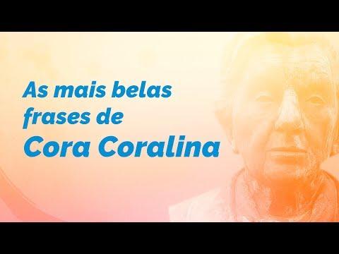 As mais belas frases de Cora Coralina