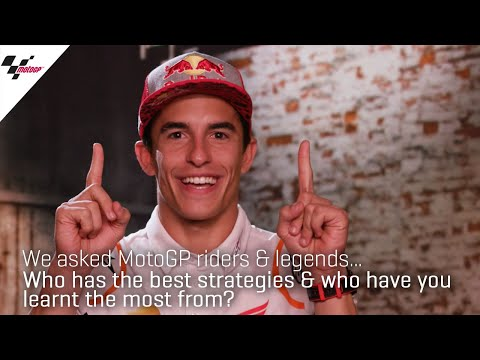 "Who has the best strategies"" | We asked MotoGP riders & legends..."
