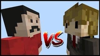 Minecraft Build Swap - GRIAN VS MUMBO