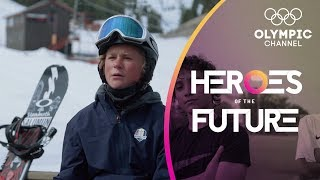 Meet The Upcoming Star of U.S. Snowboarding | Heroes of the Future