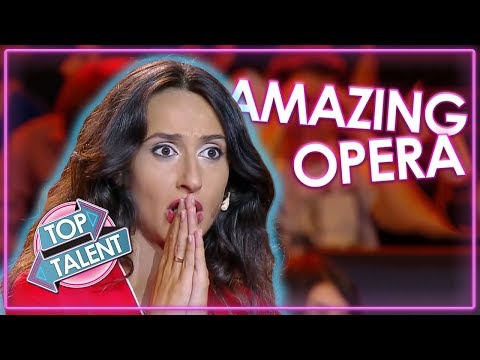 OUTSTANDING OPERA ACTS From around the world! | Top Talent