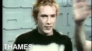Swearing  |Sex Pistols interview |Today Show |Thames TV | 1976