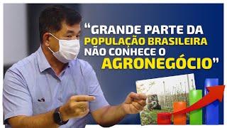 MIX PALESTRAS l A importância do agronegócio no Brasil l Alberto Yoshida