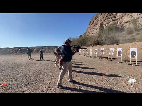 Jeff Gonzales Carbine Class (Part 17 - Dedicated Headshots)