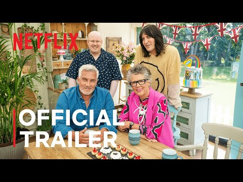 The Great British Baking Show (Collection 8) | Official Trailer | Netflix