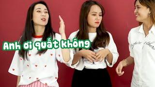 CƯỜI TÉ GHẾ! Con gái Bắc - Trung - Nam nói về sự khác nhau của ngôn ngữ!