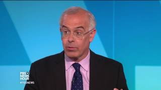 Shields and Brooks on Trump's 100-day performance