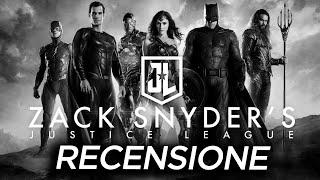 Zack Snyder's Justice League - RECENSIONE e PARERI - Snyder ha fatto centro? [SPOILER]