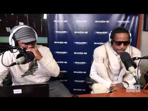 Safaree Freestyles Live on Sway in the Morning!