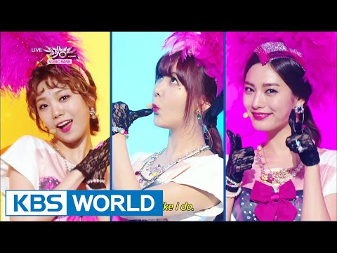 Orange Caramel - My Copy Cat (나처럼 해봐요)  [Music Bank COMEBACK / 2014.08.22]