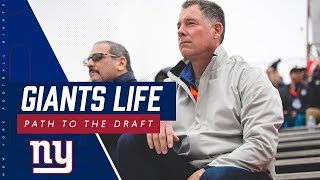 Giants Life: Path to the Draft | It starts at the Senior Bowl
