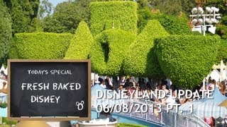 Disneyland Update 06.08.13 Pt. 3 | Treasure Hunt! | Fresh Baked [HD]
