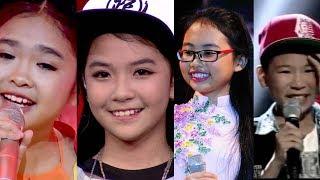 TOP 5 phần trình diễn nhiều view nhất Giọng Hát Việt Nhí