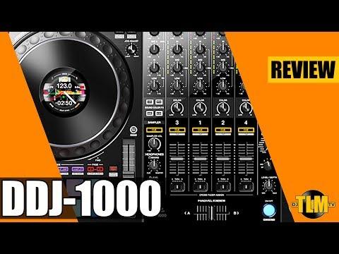 My favorite DJ controller?? Pioneer DDJ-1000 review