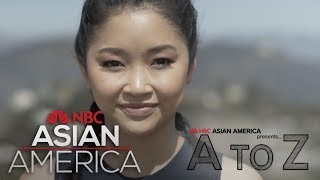 A To Z 2018: Lana Condor, Actress Who Sees Growth In Racial & Gender Challenges | NBC Asian America
