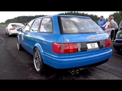 800HP Audi S2 Avant – PURE TURBO SOUNDS!!