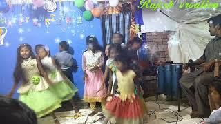 Jingle Bel's teluguLatest Christian dancing songs, Telugu Christian children songs, kids Jesus songs
