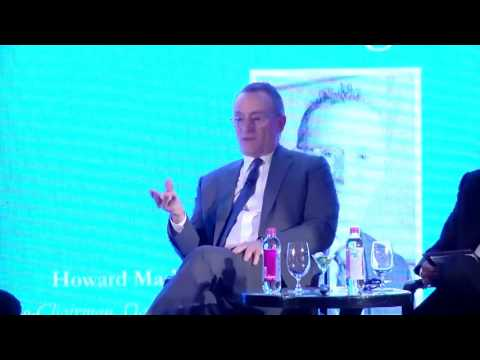 Howard Marks: CFA Society India