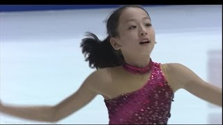 [HD] 浅田真央 Mao Asada - 2002 NHK Trophy - mini Exhibition